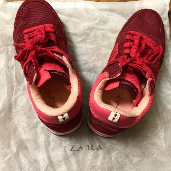 Zara Shoes - NWT ZARA RED SHOES